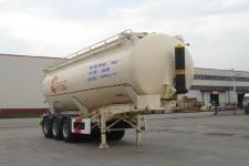 通华牌THT9390GFLA型中密度粉粒物料运输半挂车图片