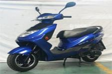 山崎牌SAQ125T-5C型两轮摩托车图片