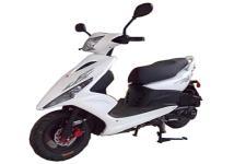 宝雅牌BY125T-29型两轮摩托车图片