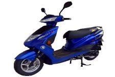 宝雅牌BY125T-24型两轮摩托车图片