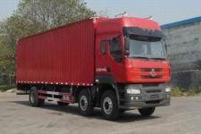 东风柳汽国四前四后四厢式运输车241-271马力10-15吨(LZ5250XXYM5CA)