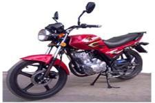宝雅牌BY125-26型两轮摩托车图片