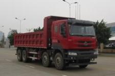 乘龙牌LZ3312M5FA型自卸汽车图片