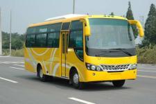 南骏牌CNJ6760LQNV型客车