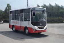 中通牌LCK6606N5GH型城市客车图片
