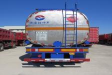 黄海牌DD9406GRY型易燃液体罐式运输半挂车图片