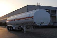 AKL9407GRYB型开乐牌铝合金易燃液体罐式运输半挂车图片