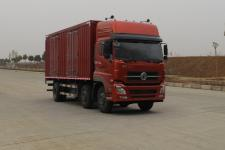 东风商用车国五前四后四厢式运输车220-292马力5-10吨(DFH5200XXYA)