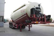 万事达牌SDW9402GFL型中密度粉粒物料运输半挂车图片