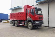乘龙牌LZ3252M5DA5型自卸汽车图片