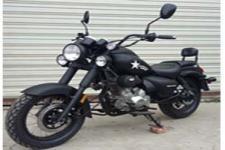 宝雅牌BY150-20E型两轮摩托车图片