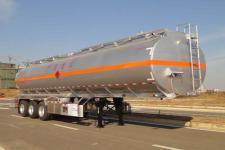 永强12.3米30.5吨3轴易燃液体罐式运输半挂车(YQ9404GRYT2)