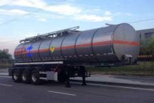 永强牌YQ9401GYWY2型氧化性物品罐式运输半挂车图片