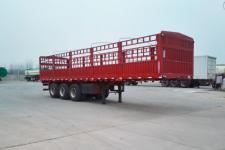 万荣牌CWR9401CCY型仓栅式运输半挂车