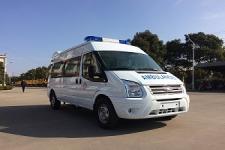 魁士牌KS5040XJH23型救护车