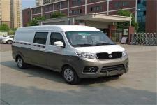 东风牌EQ5020XXYSZBEV1型纯电动厢式运输车图片