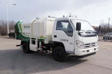 青特牌QDT5040ZZZA5型自装卸式垃圾车