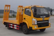 十通牌STQ5041TPBN5型平板运输车图片
