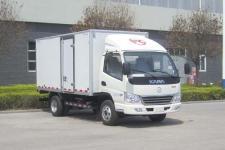 凯马牌KMC5041XXYEV28D型纯电动厢式运输车图片