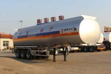 通亚达牌CTY9402GRHL44型润滑油罐式运输半挂车图片