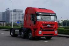 红岩牌CQ4256HXVG273型半挂牵引汽车图片