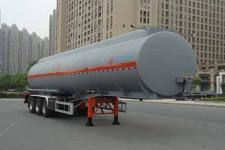 宏宙牌HZZ9401GRYA型铝合金易燃液体罐式运输半挂车