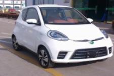 知豆牌SMA7001BEV66型纯电动轿车