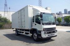 五十铃牌QL5160XXYVRFR型厢式运输车图片
