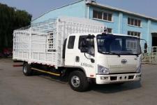 解放牌CA5046CCYP40K2L1E5A85型仓栅式运输车图片