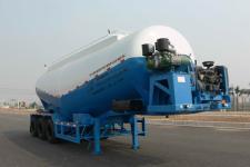 明威牌NHG9400GFL型中密度粉粒物料运输半挂车图片