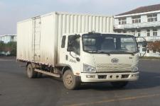解放牌CA5065XXYP40K2L2E5A84型厢式运输车图片