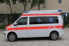 广通客车牌GPY5030XJHSHTD1型救护车图片