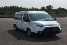江铃牌JX6491T-M5型客车图片