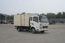 豪沃牌ZZ5047XXYC3315E145型厢式运输车