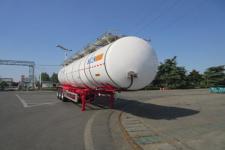 通华牌THT9403GYSA型液态食品运输半挂车图片