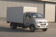 凯马牌KMC5035XXYEV30D型纯电动厢式运输车图片