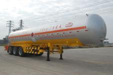 久远牌KP9401GRY型易燃液体罐式运输半挂车图片
