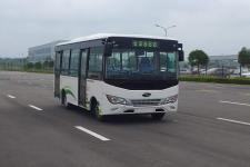 南骏牌CNJ6602JQNV型城市客车