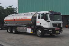 永强牌YQ5262GYYTZ型铝合金运油车