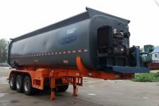 恩信事业牌HEX9400GFLZ型中密度粉粒物料运输半挂车图片
