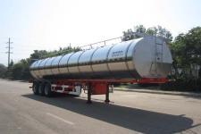 青特牌QDT9401GYS型液态食品运输半挂车