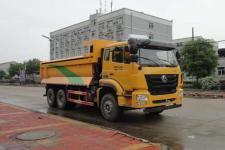 华威驰乐牌SGZ5251ZLJZZ5J5型自卸式垃圾车图片