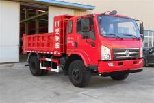 川交牌CJ3041D5AB型自卸汽车图片
