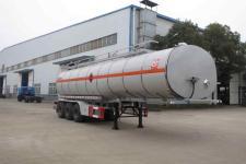 醒狮牌SLS9401GRYB型易燃液体罐式运输半挂车图片