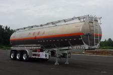 永强牌YQ9405GRYY2型铝合金易燃液体罐式运输半挂车
