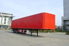 通华牌THT9405XXY型厢式运输半挂车图片