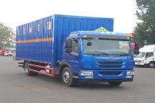 解放牌CA5182XRYPK2L5E5A80型易燃液体厢式运输车图片