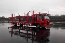 重特牌QYZ5180TCL681型车辆运输车