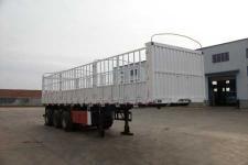 吉鲁恒驰牌PG9370CCY型仓栅式运输半挂车图片