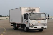 解放牌CA5042XLCP40K2L1E5A84型冷藏车图片